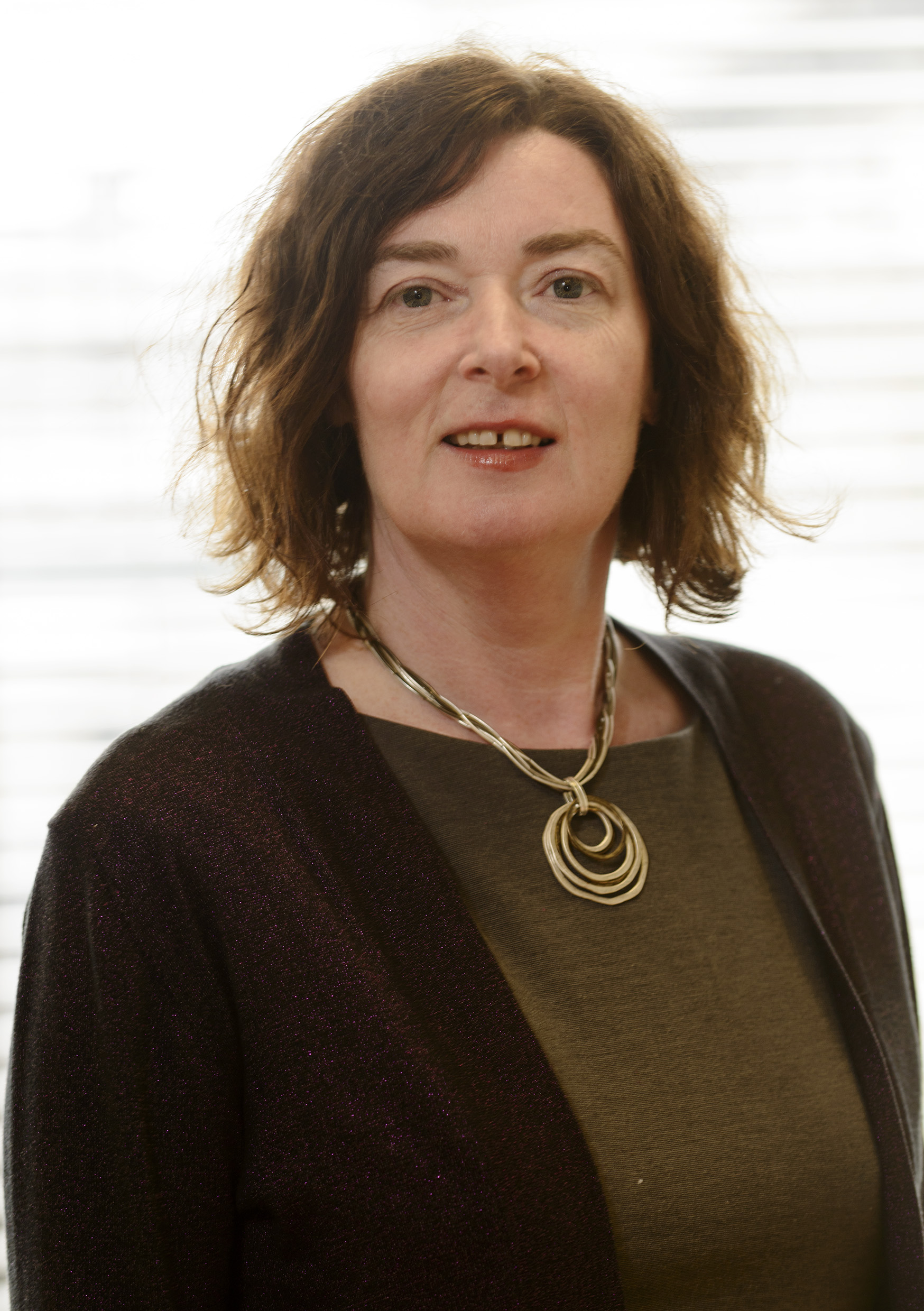 UCD School of English Drama and Film staff portraits - Professor Margaret Kelleher
