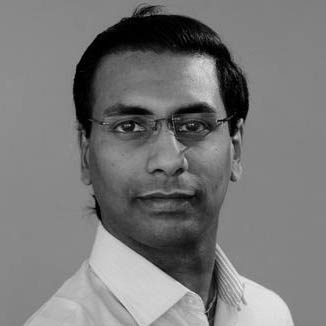 UCD School of Politics and International Relations - staff portraits - Dr Krishna Vadlamannati